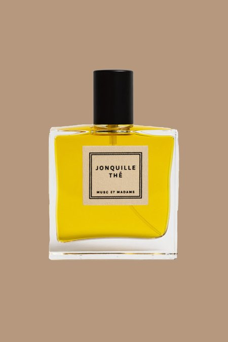 Musc et Madame Jonquille Thé Perfume