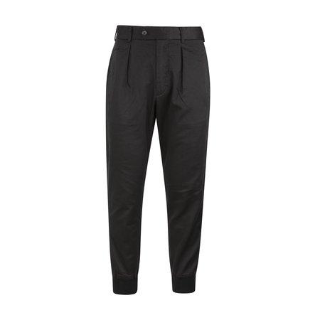 Engineered Garments Sunset Chino Twill Cuffed Pants - Black