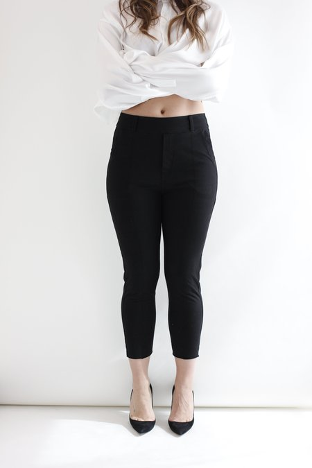 Tee Lab Trouser - Blackout