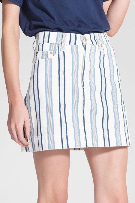 NOBODY DENIM Piper Skirt - Montecarlo