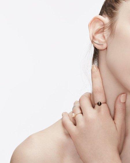 Beaufille Skimmer Right Slide In Earring - 10K Gold