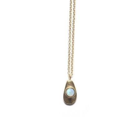 Seaworthy Agua Necklace - Opal