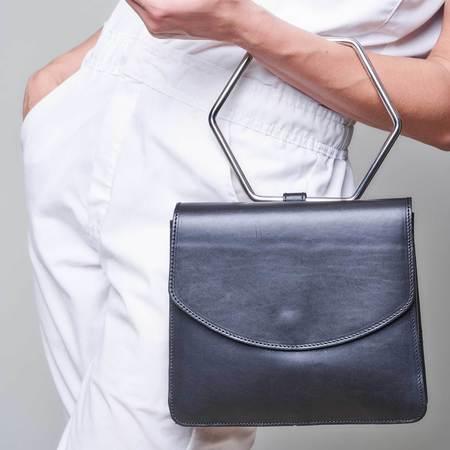 VereVerto Novo Handbag - Black
