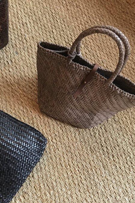 dragon bags Dragon basket bag - mushroom