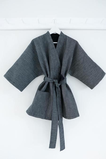 Karu Quilted Reversible Kimono Jacket