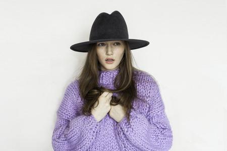 Lola Hats Shiprock Hat - Grey