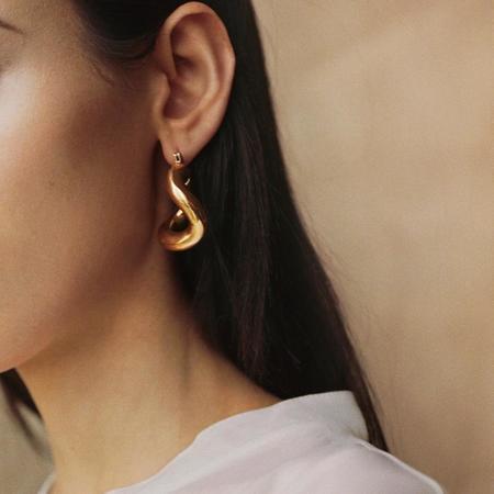 Laura Lombardi Anima Earring - Gold