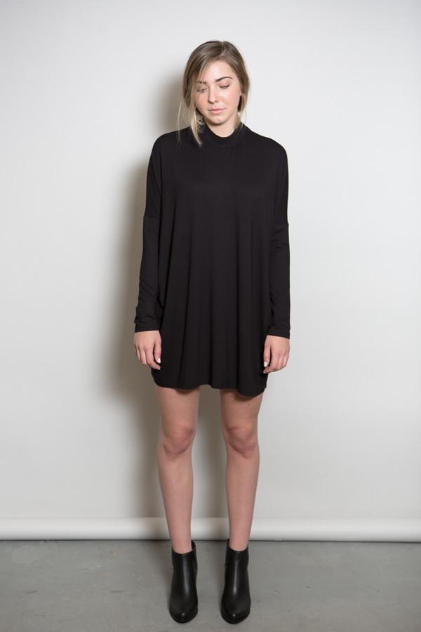 Just Female Nora Long Sleeve Dress
