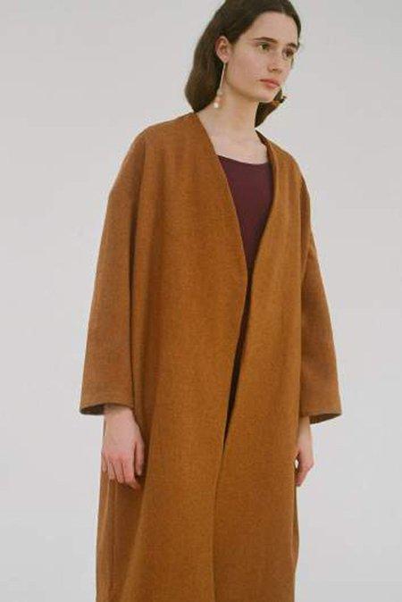 Paloma Wool Julieta Coat - Intense Orange