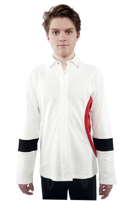 MLTV DEsign Shirt - White