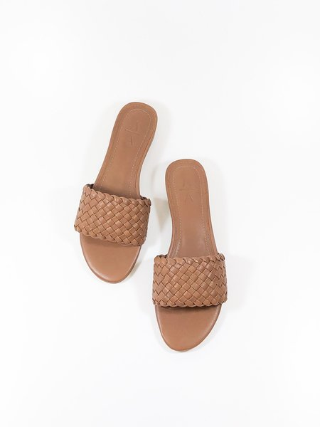a over a shoes cleo SANDAL - cognac
