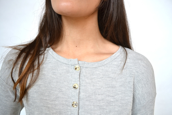 LNA Backtail Henley