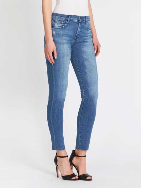 J Brand 811 Mid Rise Skinny Jean - Icon