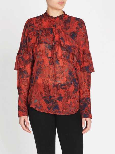 IRO Klara Shirt - Red