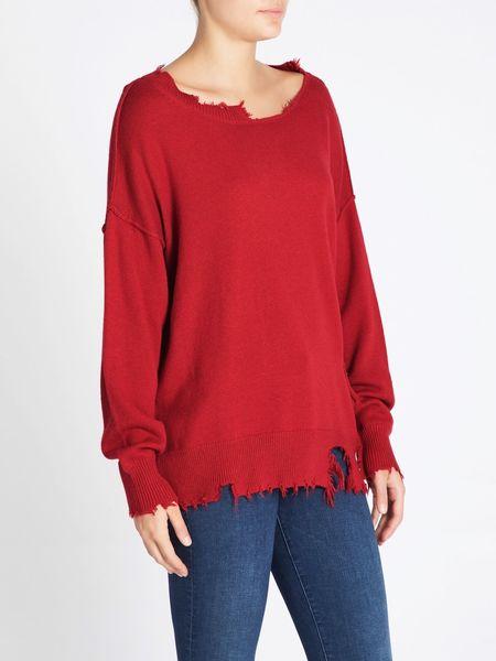 IRO Nosasa Sweater - Red
