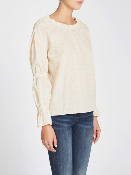 MiH Jeans Bubble Top