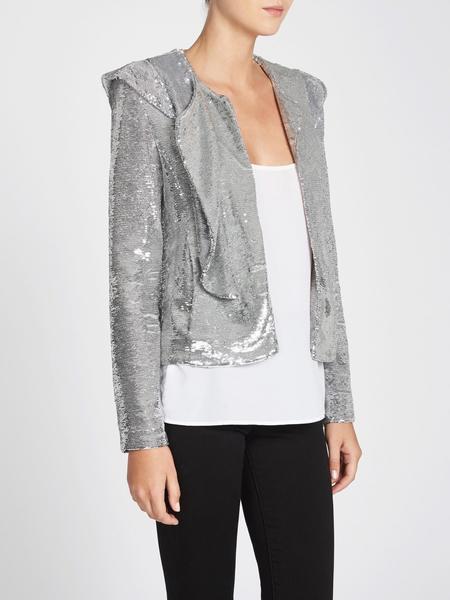 IRO Wakyln Jacket - Silver