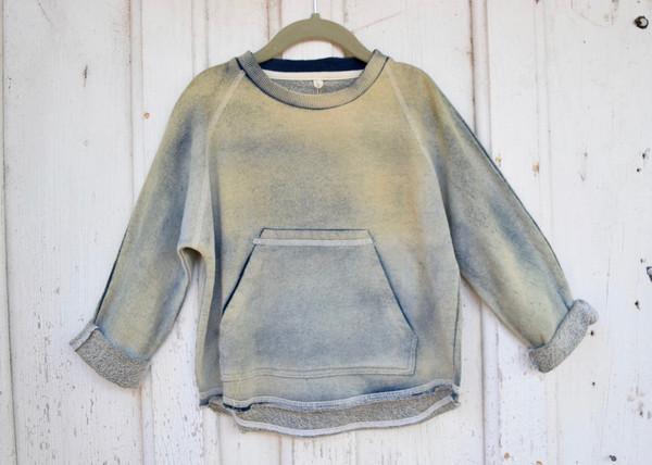 Nico Nico: Indigo Sweatshirt