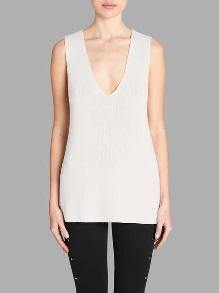 Camilla and Marc Nobu Knit Top - Cream