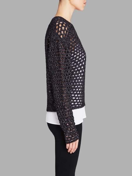 IRO Montero Knit Jumper - Black