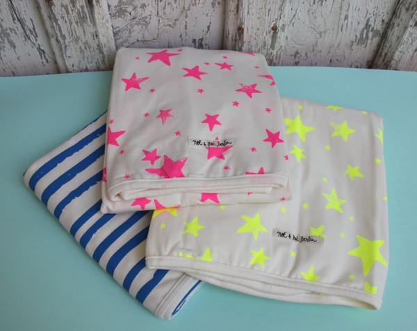 Kid's Noe & Zoe: Baby Blanket