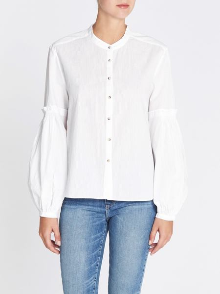 MiH Jeans Esther Shirt - White