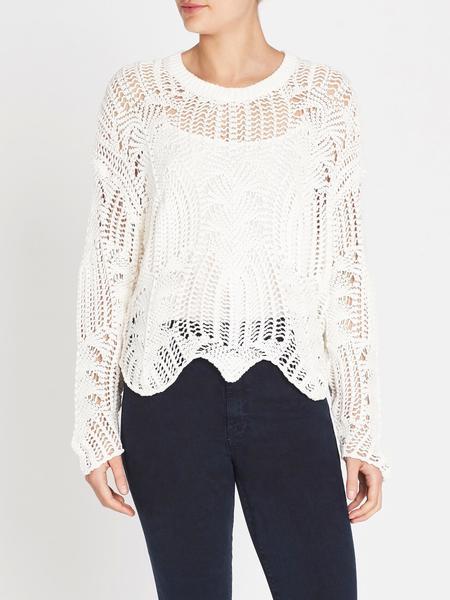 IRO Rhapsody Sweater - White