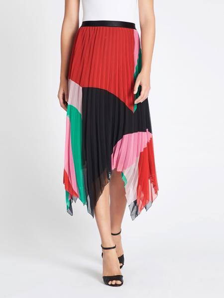 Joie Dashiella Skirt - Colour Blocked