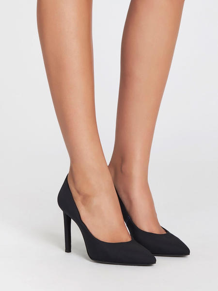 Camilla and Marc Allison Heel - BLACK