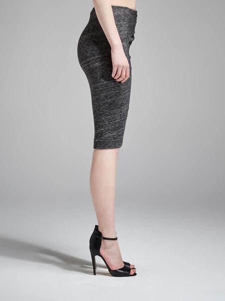 IRO Lousa Skirt - Heather Grey
