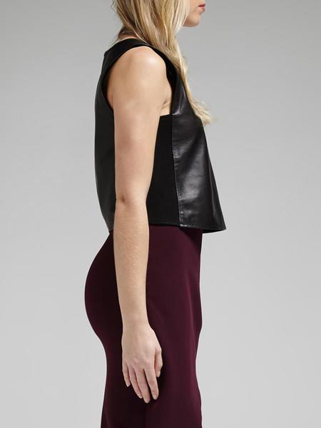 Rebecca Minkoff Oasis Leather Tank