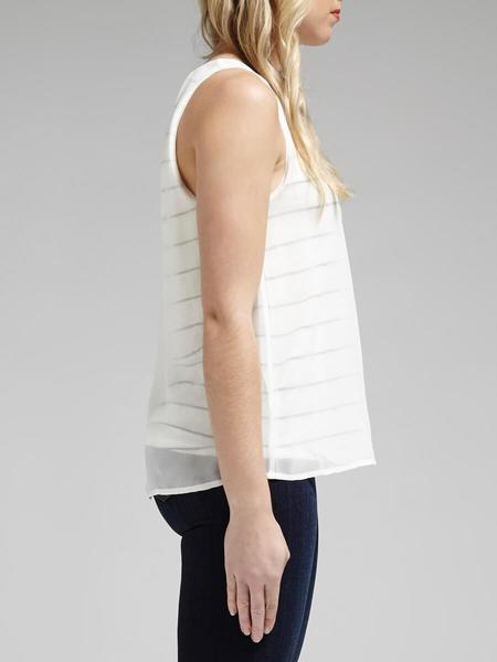 Joie Jaen Layered Tank - Stripe