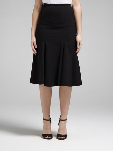 Camilla and Marc Eiger Skirt - BLACK