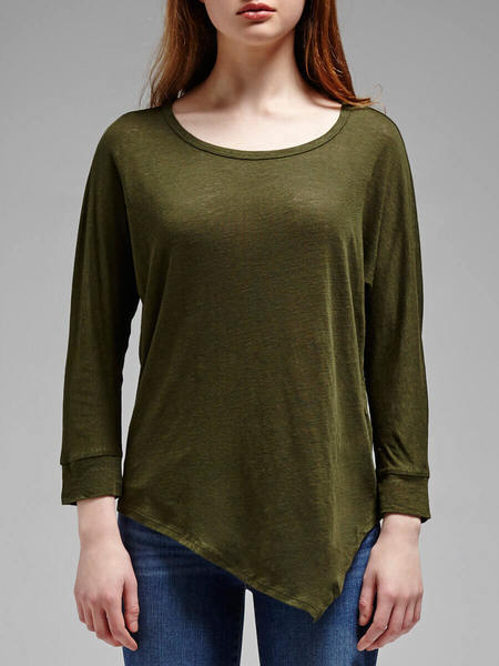 Joie Marvette Top - Military Green