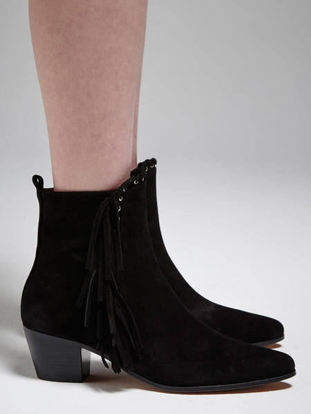 IRO Nooey Boot - Black