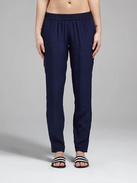 Joie Julietta C Silk Side Zip Pant