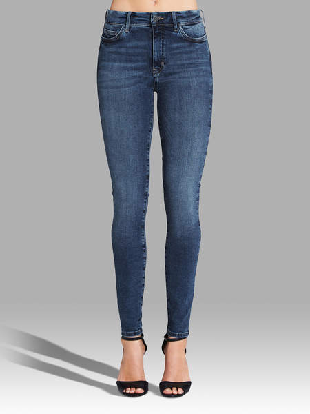 MiH Jeans Bodycon Skinny Jean - Rizzo