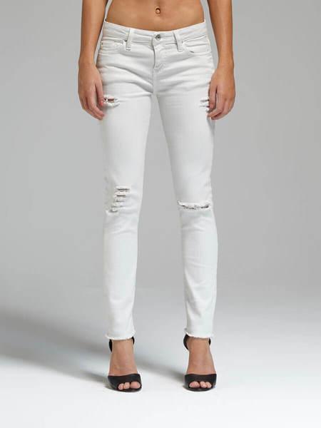IRO Jarod Adjuste Jeans - Chalk