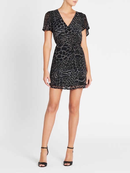 Paige Coco Dress - Tornado Mixed Zebra