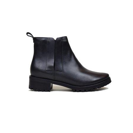 Ariana Bohling Kai Weather Resistant Boot - black