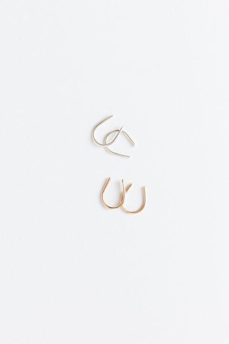 Foe and dear Arc Earrings