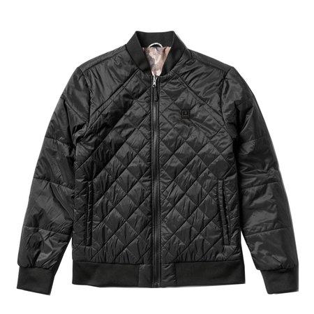 Roark Revival Great Heights Primaloft Reversible Jacket - Black/Camo
