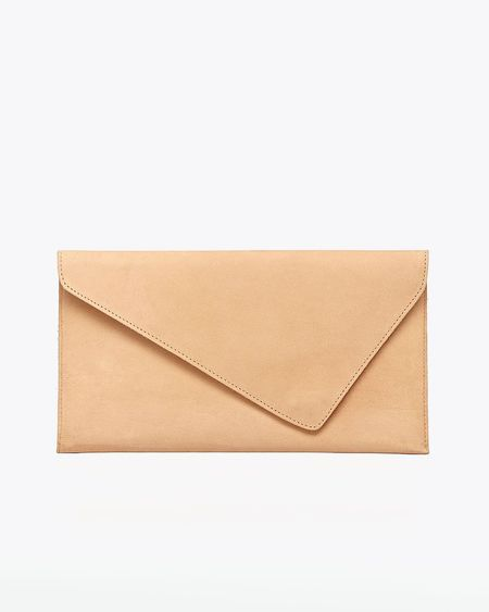 Nisolo Luisa Clutch - Sand