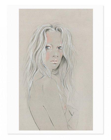 Kelly Thompson #12 Art Print
