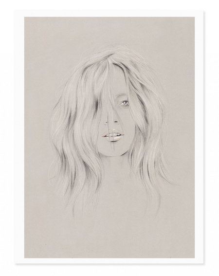 Kelly Thompson #2 Art Print
