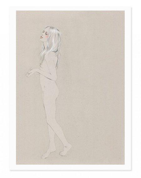 Kelly Thompson #26 Art Print