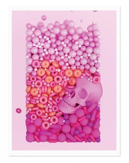 Velvet Spectrum Foundations of Futures Past - Pink