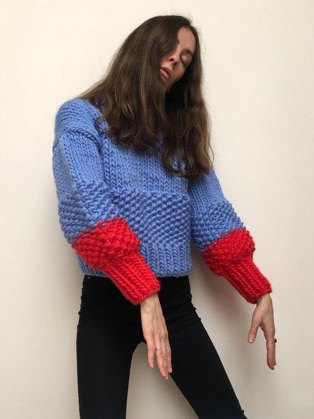 The Knitter The Zip Zap