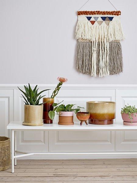 Bloomingville plant pot - PINK