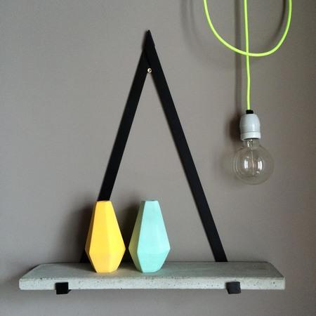 Daniela Rubino Concrete shelf
